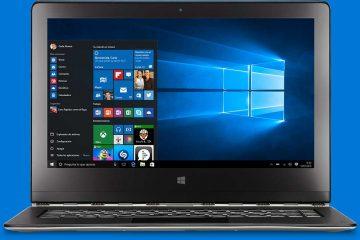 Alterar os aplicativos e pastas padrão que o Windows possui