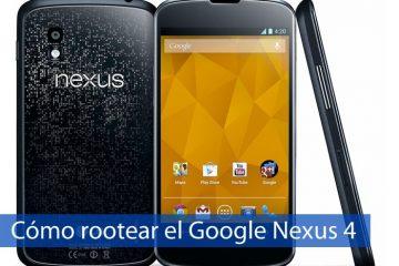 Como acessar root no Google Nexus 4