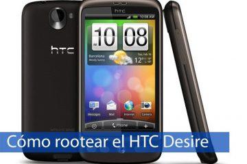 Como fazer root HTC Desire