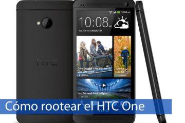 Como fazer root no melhor vendedor HTC One