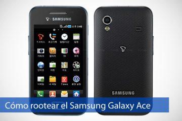 Como fazer root Samsung Galaxy Ace facilmente