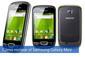 Como fazer root Samsung Galaxy Mini facilmente