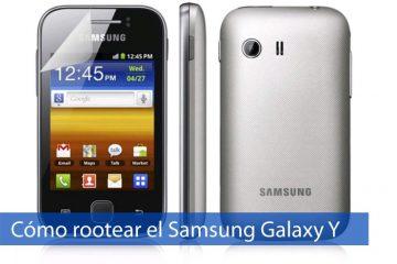 Como fazer root Samsung Galaxy Y