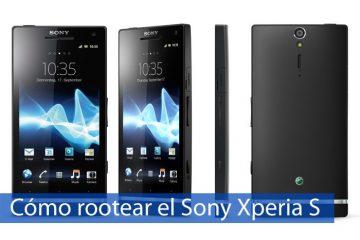 Como fazer root Sony Xperia S
