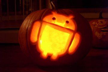 Personalize o seu Android e prepare-o para o Halloween