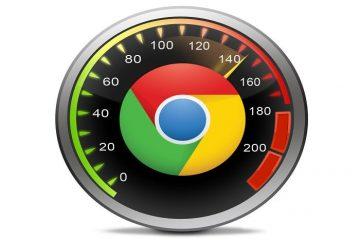 Aumente a velocidade de carregamento de páginas no Google Chrome