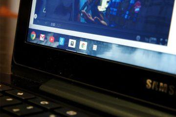 Instale o Chrome OS em uma partição do seu disco
