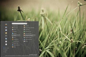 Como instalar o Cinnamon 3.0 desktop no Ubuntu 16.04