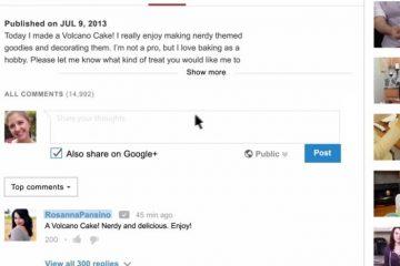 Chega o nojo, o YouTube acessa o sistema de comentários do Google+