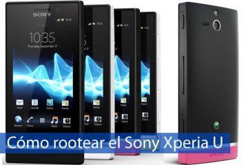 Aprendemos a fazer root no Sony Xperia U facilmente