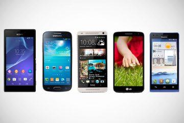 Versus: um aplicativo que ajuda você a decidir o smartphone a comprar