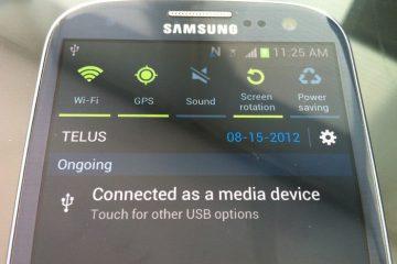 Corrija os problemas de conexão do Android com o seu computador