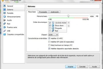 Como instalar o Mac OS X Mountain Lion no VirtualBox