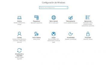 Quais alterações estão na configuração da nova atualização do Windows 10 de abril de 2018?
