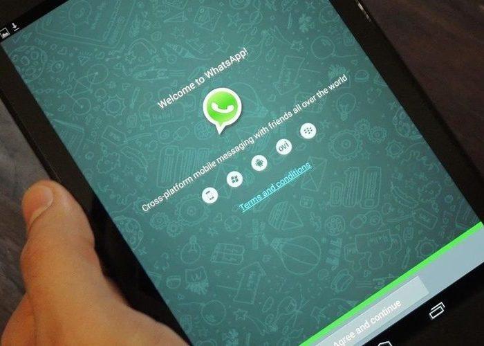 Ocultar status do WhatsApp