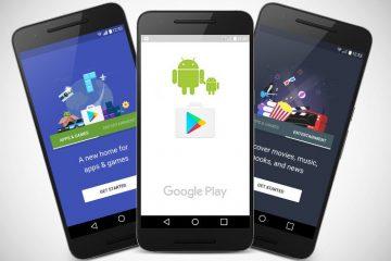 Como ocultar seus dispositivos antigos do Google Play