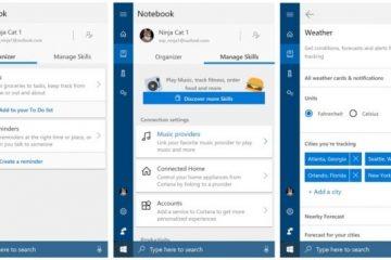 """Como ativar o """"Hola Cortana"""" no Windows 10"""
