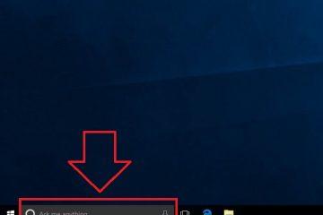 Como remover Cortana da barra de tarefas no Windows 10
