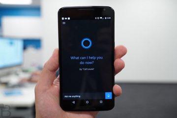 Cortana já está no Google Play para EUA e China, mas ensinamos você a experimentá-lo na Espanha