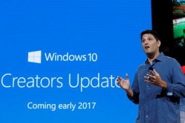 Atualize agora para o Windows 10 Creators Update