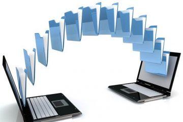 Converta todos os dados em um formato .ISO