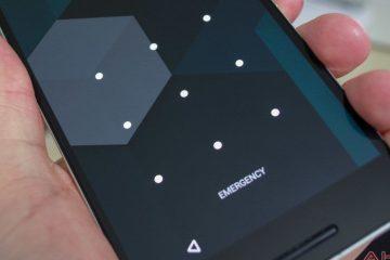 Bloqueie e desbloqueie a tela com um toque duplo ou gestos