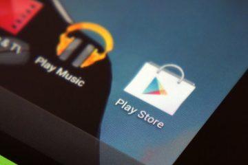 Instale aplicativos do Google Play sem usar a Conta do Google