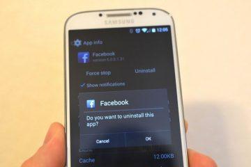 Desinstale vários aplicativos de uma vez no seu Android