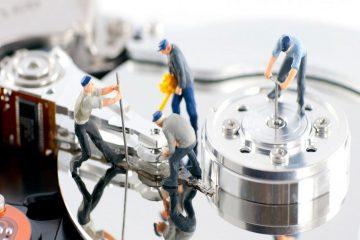 Desfragmente seu disco com um único comando no CMD