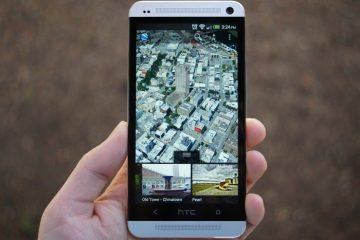 Earth Viewer, use imagens aéreas como papel de parede