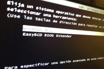 Habilite novas opções na sua inicialização com o EasyBCD