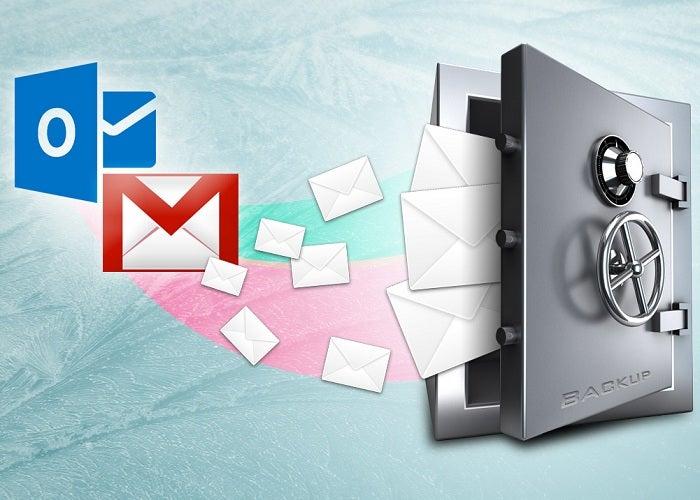 Backup de email
