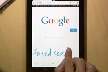 Escreva à mão no seu Android, graças a este aplicativo oficial do Google