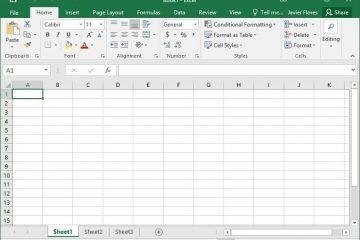 O que fazer se o Excel não calcular as fórmulas automaticamente?