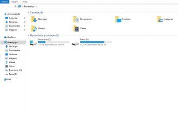 Se o Windows 10 File Explorer parou de responder, faça isso