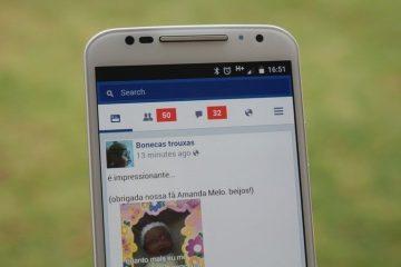 Facebook Lite, a versão light e projetada para conexões lentas