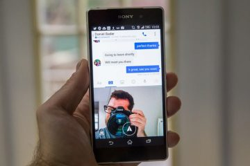 Adicione várias contas ao Facebook Messenger