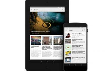 Corgi for Feedly, leia as notícias na tela de bloqueio do seu Android