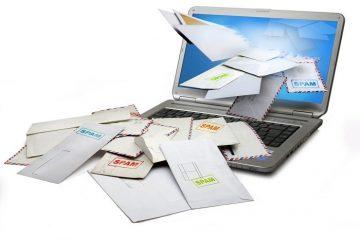 Como proteger suas contas de email contra spam