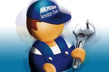 Faça os erros de manutenção e reparo do seu dispositivo com um clique