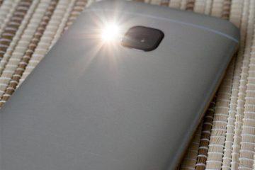 Use seu flash Android como LED de notificação