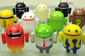 Mostramos quais são os garfos mais famosos do panorama Android
