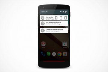 Obtenha o modo de tela cheia imersivo no seu Android sem ser root