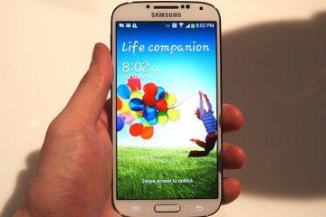 Redefinir o contador piscante da Samsung com o Triangle Away