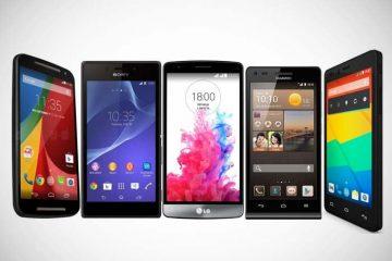 Como escolher o smartphone Android mais adequado para mim?