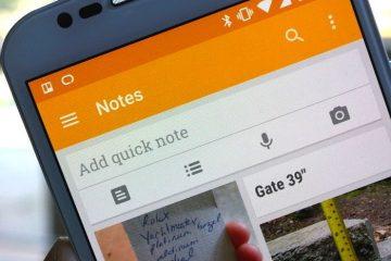 Mostramos como instalar o Google Keep com Material Design