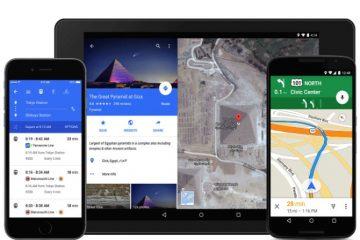 Design de materiais chegou ao Google Maps, experimente agora