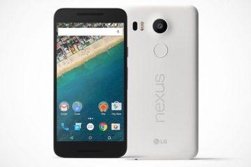 Como fazer root e instalar uma recuperação no Google Nexus 5X