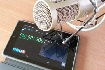 Use seu Android como um microfone sem fio