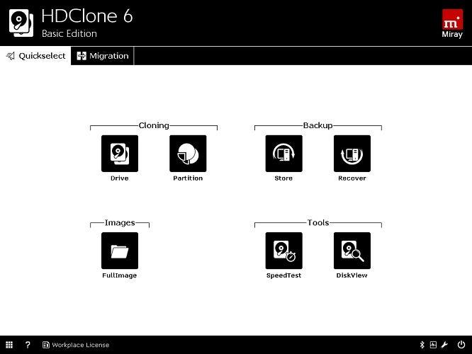 HD Clone 6 Básico